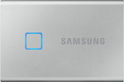 Samsung SSD EXTERNE T7 TOUCH 2T SILVER