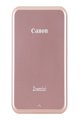 Canon Mini imprimante de poche Canon Zoemini Rose - EXCLUSIVITE DARTY