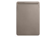 Apple Etui en cuir taupe pour iPad Pro 10,5 pouces