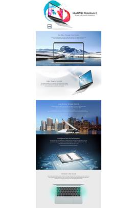 Huawei Matebook D 14 AMD Ryzen 5 Gris 8 Go de RAM 256 Go SSD Argent