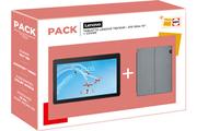 Lenovo Pack Lenovo Tab E10 1Go 10'' + Cover Port Design Noumea Noir