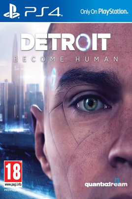 Jeux PS4 Sony DETROIT BECOME HUMAN PS4