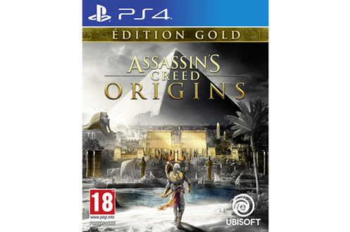 Jeux PS4 Ubisoft ASSASSIN´S CREED ORIGINS EDITION GOLD PS4