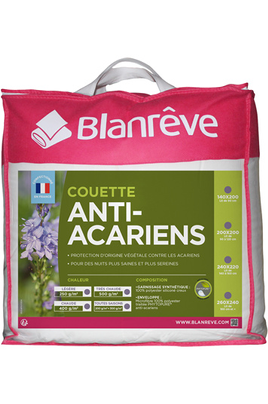 Blanreve COUETTE CHAUDE 140/200