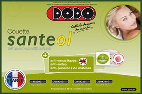 Dodo Couette SANTEOL 240 x 260 cm