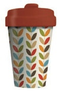 Chic Mic MUG BRIGHT LEAVES