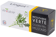 Veritable LINGOT MOUTARDE VERTE