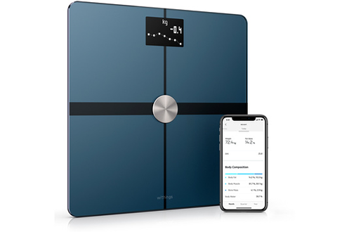 Withings - Nokia BODY+ noire