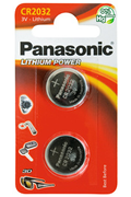 Panasonic CR2032 X2