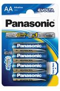 Panasonic LR06 AA x4