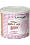 Lagrange Barbe à papa Lagrange Sucre pour Barbe à Papa Fraise - 380007