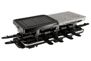 Russell Hobbs TRIO RACLETTE PIERRE A GRILLER & GRILL