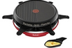 Tefal RACLETTE COLORMANIA GRILL PLANCHA 6 COUPELLES ROUG photo 2