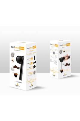 Handpresso Pump Noir expresso portable