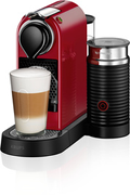 Krups NESPRESSO CITIZ AND MILK YY2730 ROUGE