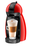 Krups YY1051 NESCAFE DOLCE GUSTO PICCOLO ROUGE