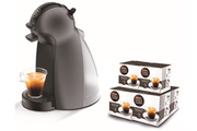 Krups DOLCE GUSTO PICCOLO anthracite YY2795FD + 6 PACKS CAFé