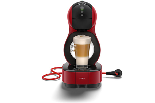 Krups NESCAFE DOLCE GUSTO LUMIO YY3044FD ROUGE