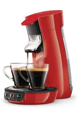 Philips SENSEO VIVA CAFÉ HD6563/81 Rouge