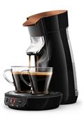 Philips SENSEO VIVA CAFé HD7836/91 noir et cuivre