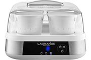 Lagrange Yaourtiere Lagrange Yaourtière-fromagère Ligne + 2 pots à emporter - 459 604