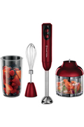 Russell Hobbs 18986-56 ARGENT ROUGE
