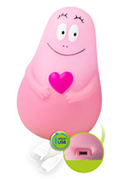 Pabobo BARBAPAPA USB ROSE