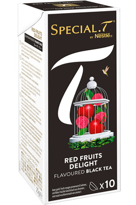 Thé Special.t By Nestle RED FRUIT DELIGHT