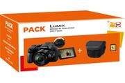 Panasonic PACK LUMIX DMC-FZ330 + HOUSSE + CARTE SDHC 16 GO