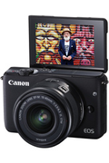 Canon EOS M10 NOIR + EF-M 15-45mm IS STM GRAPHITE