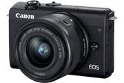 Canon M200 Noir + EF-M 15-45mm IS STM