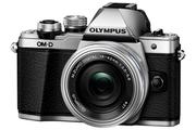 Olympus OM-D E-M10 MARK II SILVER + 14-42mm pancake