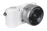 Sony A5100 Blanc + 16-50 mm