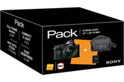Sony PACK A7 + 28-70 MM F/3.5-5.6 + HOUSSE + SD 16 GO