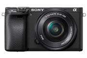 Sony A 6400 + optique compacte de 16-50 mm