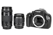 Canon 1100D 18-55+75-300DC