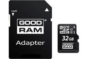 Goodram GOODRAM MICRO SDHC 32 GB CL 10 UHS1 + ADAPTATEUR