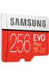 Samsung MSD EVO PLUS 256 GO +ADAP photo 2