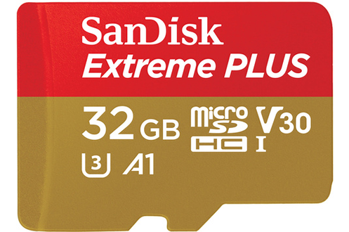 Sandisk MSD EXT PLUS 32GB