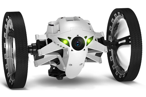 Parrot JUMPING SUMO BLANC