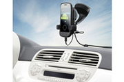 Tomtom Kit voiture mains libres + support pour smartphone