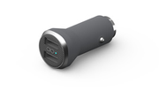 Force Power Chargeur allume-Cigare x2 USB A 4.8A