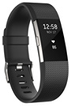Fitbit CHARGE 2 NOIR ARGENT LARGE photo 2