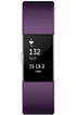Fitbit CHARGE 2 PRUNE ARGENT SMALL
