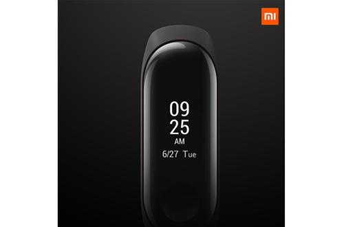Xiaomi MI-BAND3 NOIR