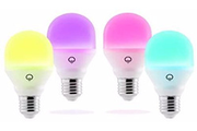 Lifx LIFX Mini Colour and White Wi-Fi Smart LED Light Bulb E27 - 4 Pack