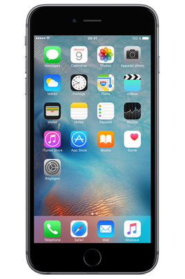 Apple IPHONE 6S PLUS 32GO GRIS SIDERAL