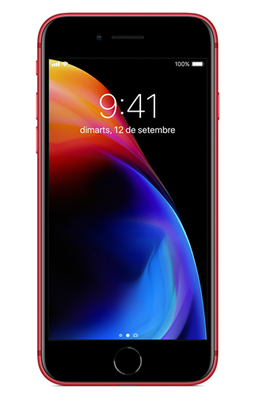 Apple IPHONE 8 PLUS RED 256GO