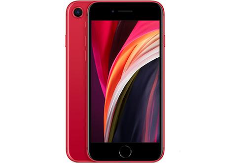 Apple SE 128Go RED
