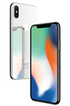 Apple IPHONE X 256 GO ARGENT photo 3